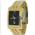 Sekonda 3835 Mens Gold plated Stainless Steel Bracelet Watch